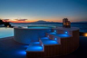 Pearl Beach Villa Zakynthos luxury