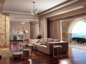 Serenus Viilla Zakynthos luxury